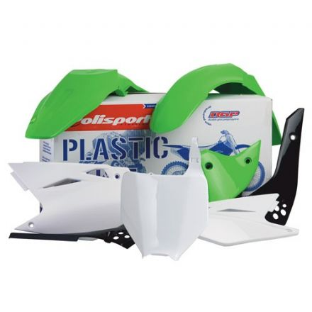 Kawasaki KXF250 09-12 BLACK, GREEN 05 OR WHITE COLOUR